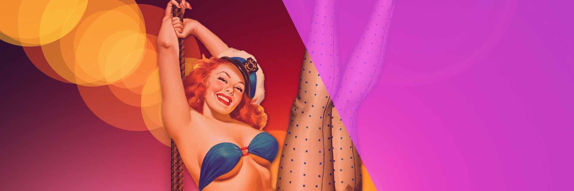 Burlesque - Die Kunst der sinnlichen Enthüllung
